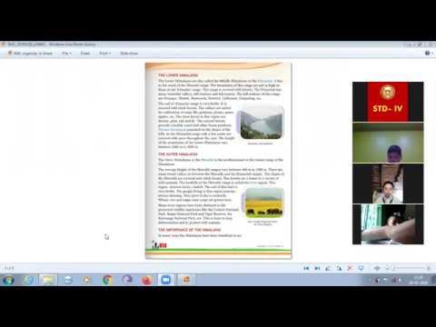 Online Classes | 29-05-2020 | STD 4 | SST,Chapter 2