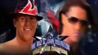 WrestleMania 25 - Match Card Listings [Full]