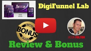 DigiFunnel Lab Review + PLUS my DigiFunnel Lab BONUS PACKAGE [DigiFunnel Lab review]