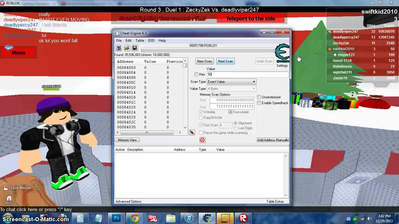 how to hack roblox without cheat engine