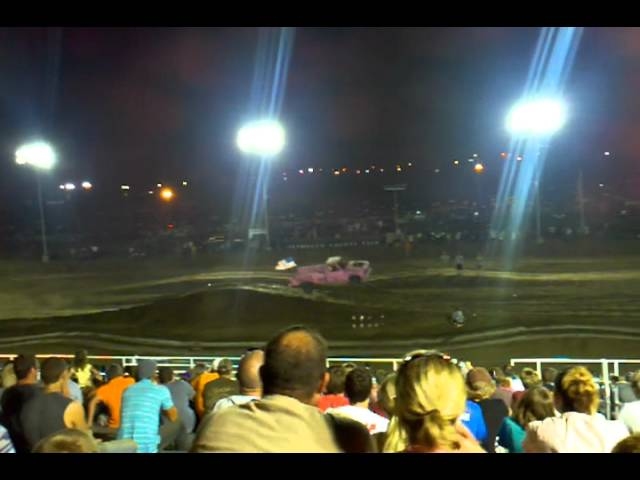 Bonseye Plymouth county fair 2011