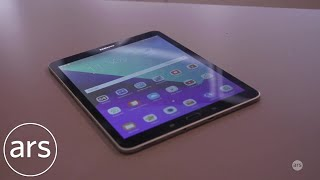 Samsung Galaxy Tab S3 review | Ars Technica
