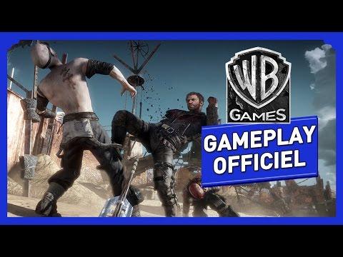 "Mad Max : The Video Game - Gameplay Trailer Officiel ""L'Âme d'un Homme"""