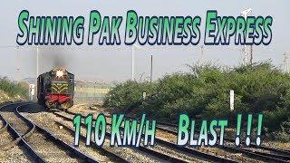 shining pak business express110 kmph henschel 8228 jhimpir sindh pakistan