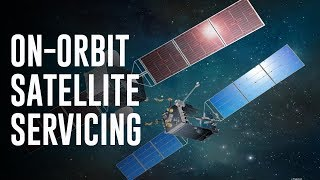 What is on-orbit satellite servicing?