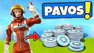 Comment 'CHANGE' SKINS pour PAVOS à Fortnite: bataille royale! (Retourner les articles en Fornite)