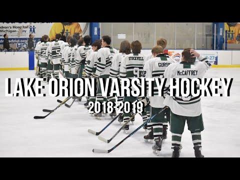 lake orion varsity hockey hype | 2018-2019 season