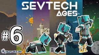 Minecraft|SevTech: Ages 多人模組生存|6|Discord 花粉群開張!