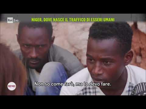 Niger, dove nasce il traffico di esseri umani - Nemo - Nessuno Escluso 28/09/2017