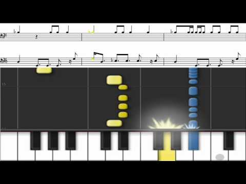 Piano tutorial. How to play Like A G6 by Far East Movement