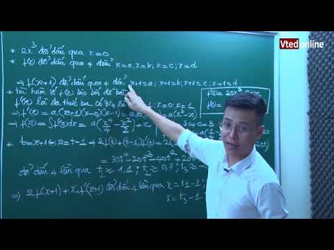 Chữa đề thi THPT Quốc Gia 2020 - Đề chính thức môn Toán (mã đề 101) - Nhóm câu hỏi Vận dụng cao