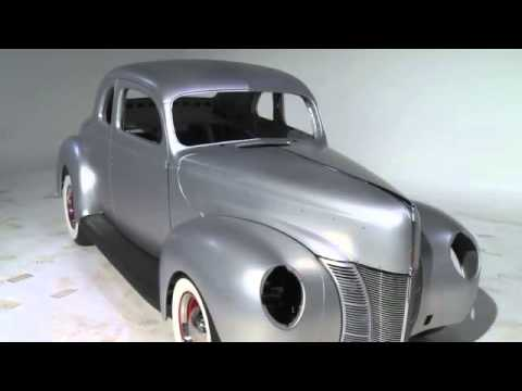 1940 Ford Coupe Body Shell Youtube