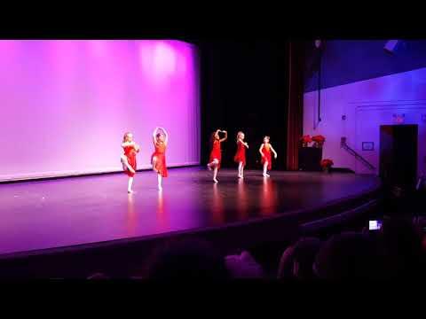 Elizabeth Winter Dance 2019