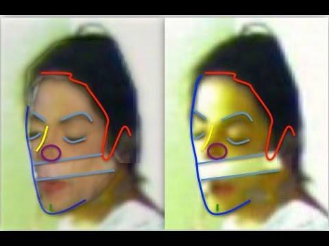 SHOCK! Michael Jackson body photos %100 Prove is FAKE