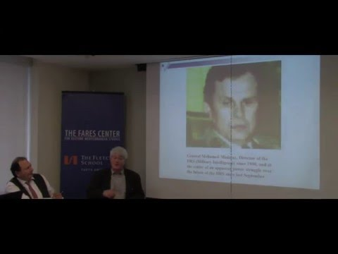 "Dr. Hugh Roberts Speaks on the ""Breakup for Algerian Intelligence Services"""