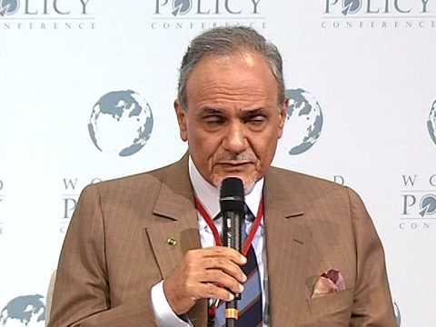 Turki Al Faisal - Plenary Session - Oct 6, 08