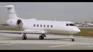 HD Apple Inc. Gulfstream G-V (N2N) Takeoff from San Jose Intl.…