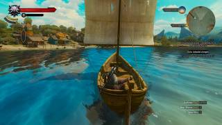 how to fast travel using boats in The Witcher 3 Wild Hunt