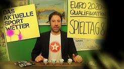 Sportwetten Länderspiele | EM Quali 2020 Prognosen: Schweiz- Irland & 5 Fußballwetten | 13.10.19