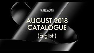 Oriflame India | August 2018 Catalogue - English