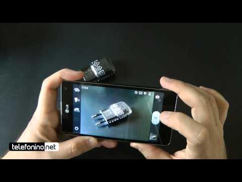 Lg Optimus G videoreview da Telefonino.net