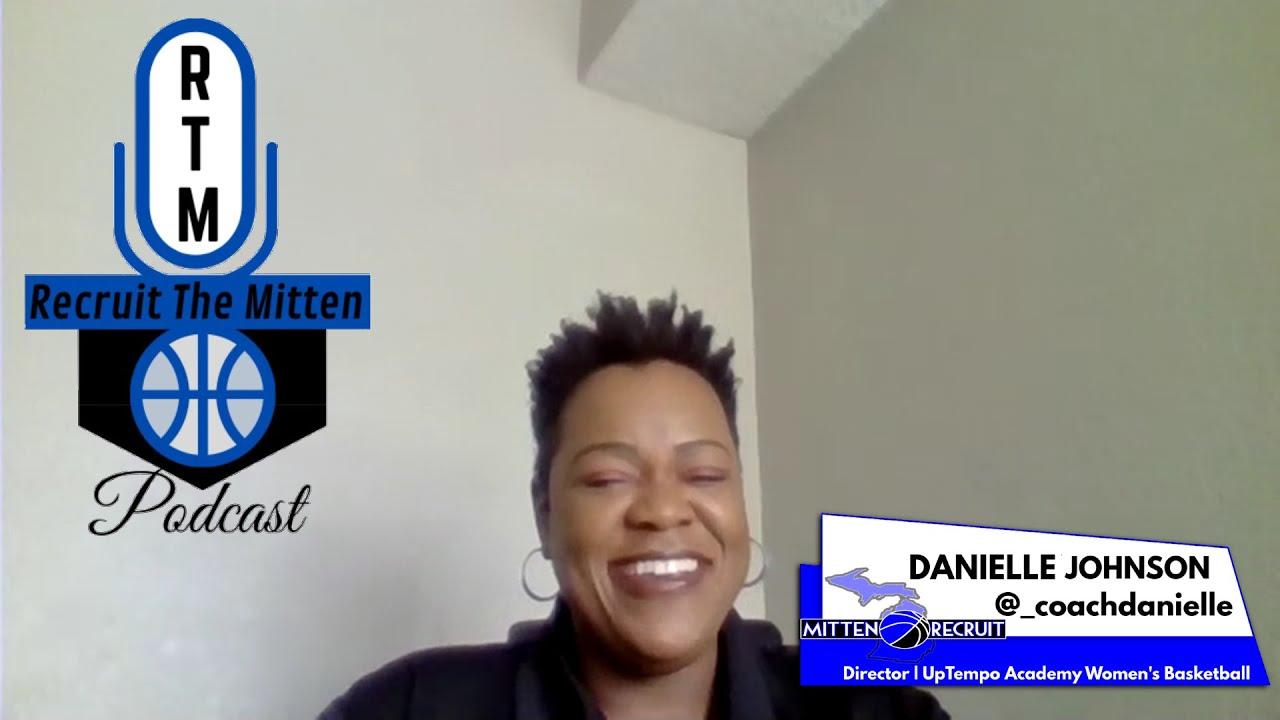 RTM Coaches Spotlight | Uptempo Prep & Danielle Johnson