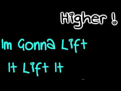 Higher-The Saturdays- Lyrics Tease