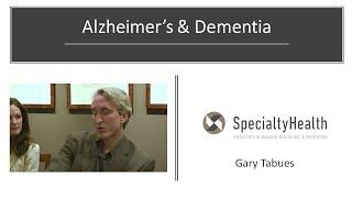 43. Alzheimer's / Dementia; Gary Taubes Part 2