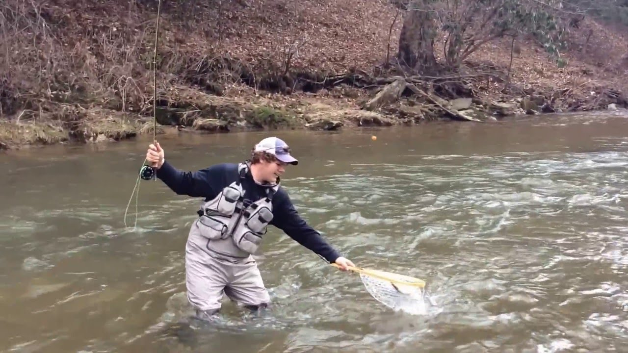 Helton Creek Fly Fishing Tips and Techniques YouTube