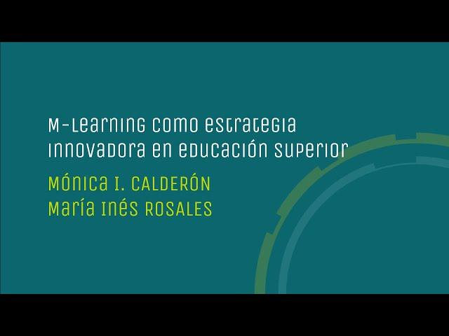 M-learning como estrategia innovadora en educación superior