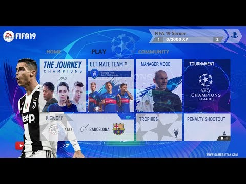 FIFA 14 Mod FIFA 19 UCL Edition FORANDROID - 동영상