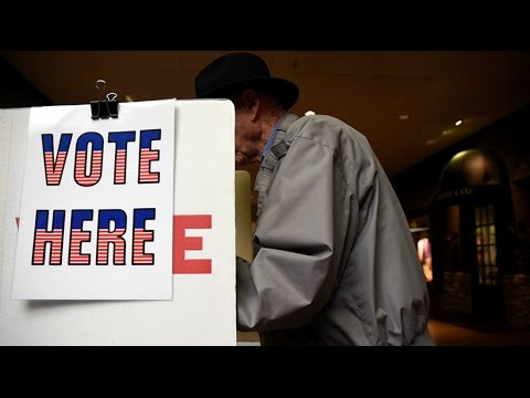 Most US citizens fed-up with election cycle, poll finds