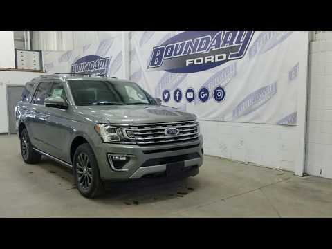 2019 Ford Expedition Limited 300A W/ 3.5L EcoBoost, 8 Passenger Overview | Boundary Ford 19E152