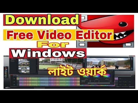 Free Video Editor Download (Lightworks)