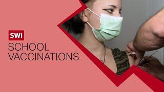 Covid vaccinations in schools