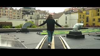 Thon Hotel Bristol Stephanie - Solar Panels