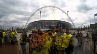 Norwich City vs Middlesbrough Play Off Final - Scenes at Wembley