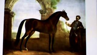 Godolpharab-Arabian Ancient Paintings of Thoroughbred Horses Depict Genetic Cross Reference With Man