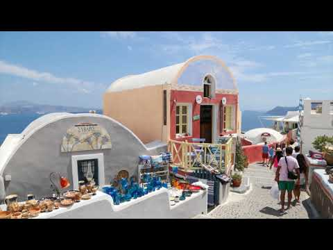 SANTORINI - Greece Travel Guide | Around The World