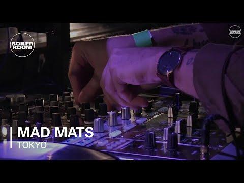 Mad Mats Boiler Room Tokyo 5th Birthday DJ Set