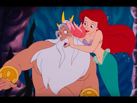 The Little Mermaid | Kiss the Girl | Lyric Video | Disney Sing Along from YouTube · Duration:  2 minutes 43 seconds