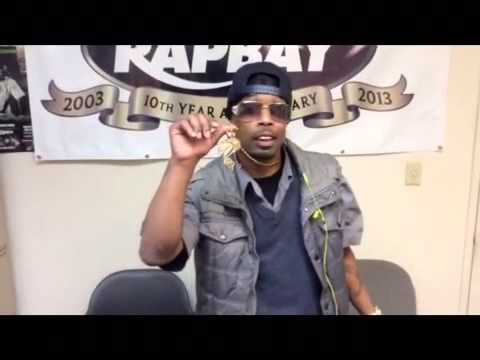 A FEW WORDS FROM LEGEND DRU DOWN NEW ALBUM IN THE WORKS