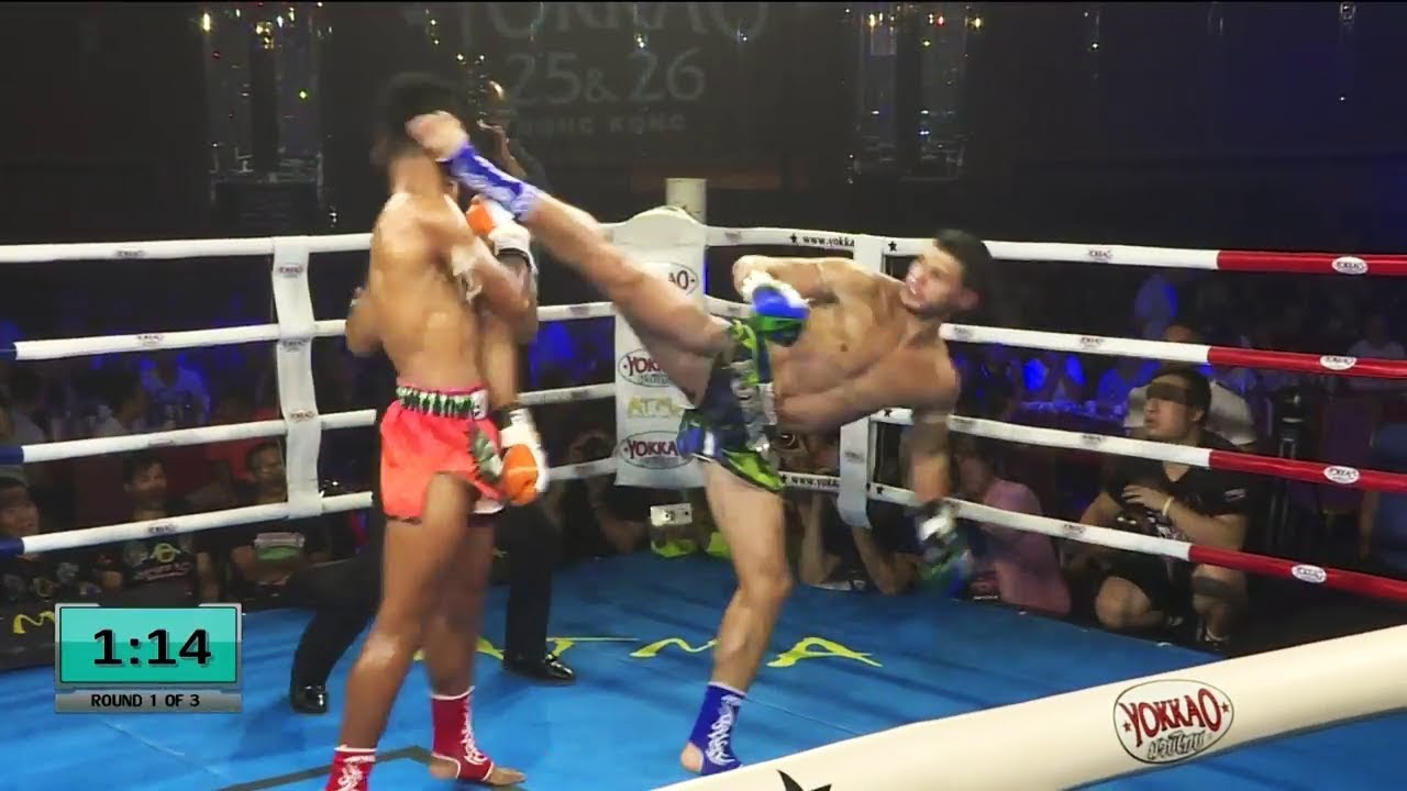 Download Top 10 Muay Thai Knockouts