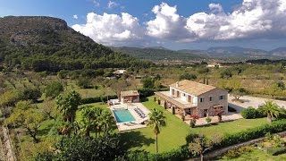 Country property for sale in Mallorca North, Pollensa