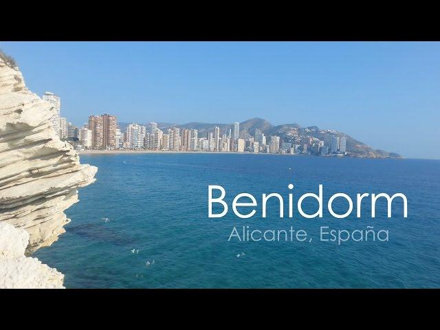 BENIDORM. Alicante, España