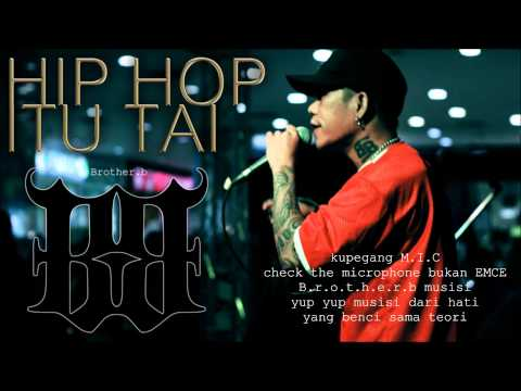 Brother.b - HIP HOP ITU TAI