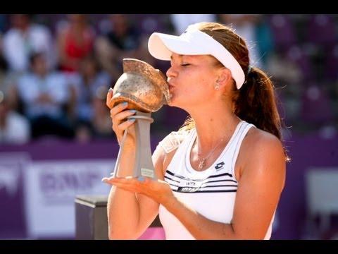 2012 Brussels Open Final WTA Highlights