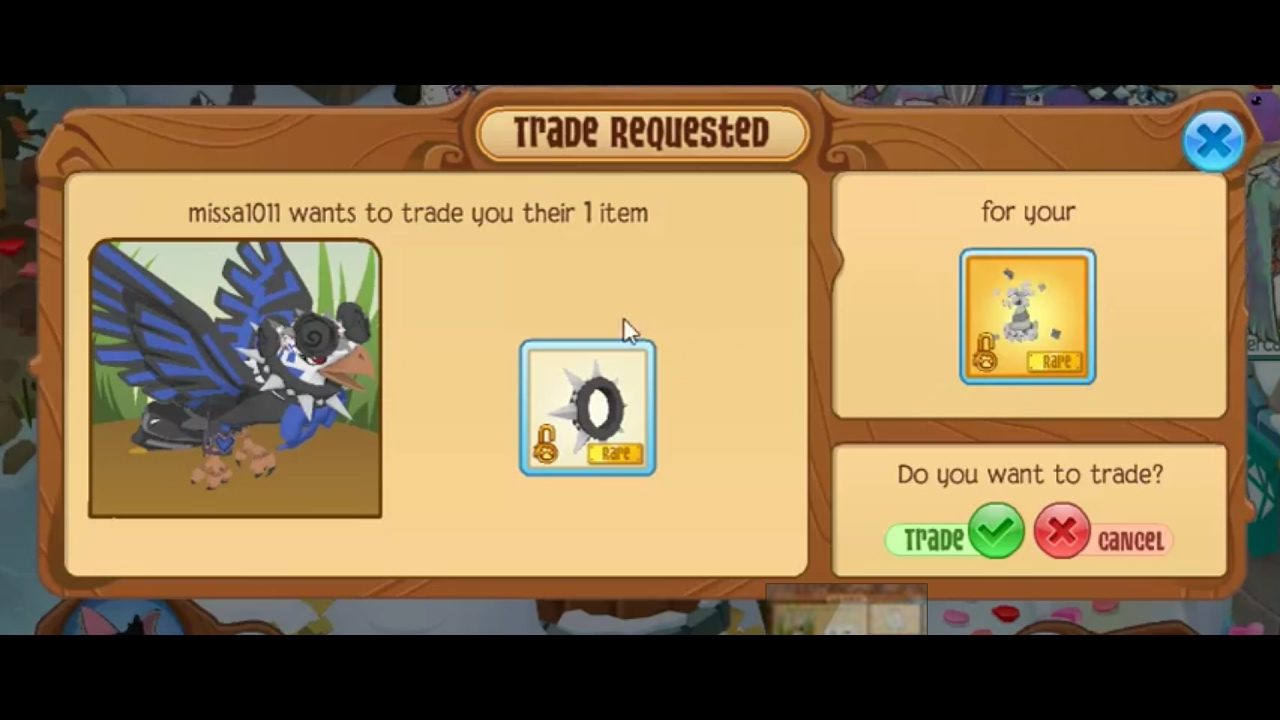 Trade Attempts For Silver Party Hat Ii Animal Jam Youtube