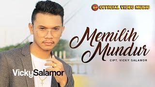 Vicky Salamor - Memilih Mundur I Lagu Ambon Terbaru (Official Video Music)