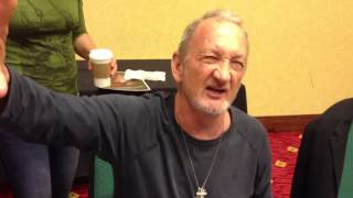 Robert Englund HorrorHound 2013